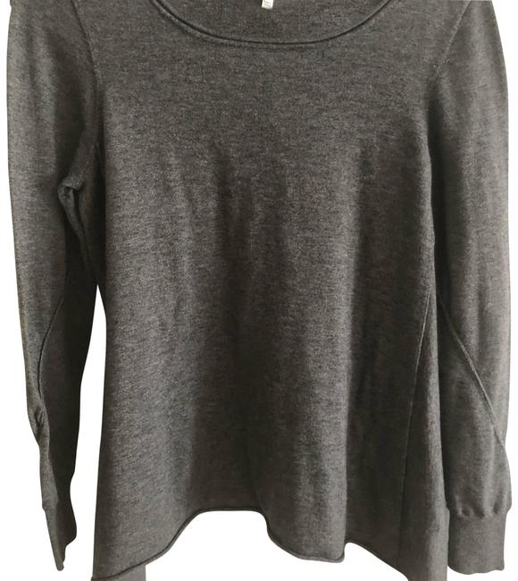 Joie High/ Low Grey Sweater Joie High/ Low Grey Sweater Image 1