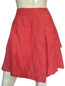 Anthropologie Skirt Pink - item med img