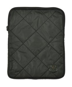 Moncler Moncler Green Quilted Porta Tablet iPad Case New $180