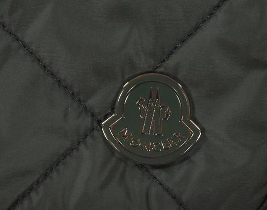 Moncler Moncler Green Quilted Porta Tablet iPad Case New $180 Image 1