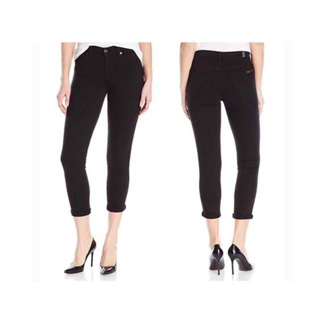 Preload https://img-static.tradesy.com/item/24262836/7-for-all-mankind-black-skinny-crop-and-roll-capricropped-jeans-size-0-xs-25-0-0-650-650.jpg