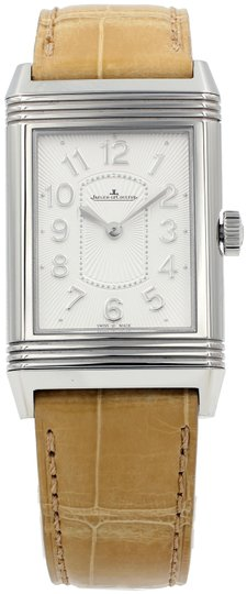 Preload https://img-static.tradesy.com/item/24262840/jaeger-lecoultre-beige-grande-reverso-lady-ultra-thin-steel-ladies-q3208420-watch-0-3-540-540.jpg