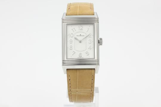 Jaeger-LeCoultre Grande Reverso Lady Ultra Thin Steel Ladies Watch Q3208420 Image 1