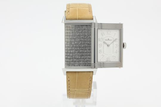 Jaeger-LeCoultre Grande Reverso Lady Ultra Thin Steel Ladies Watch Q3208420 Image 5
