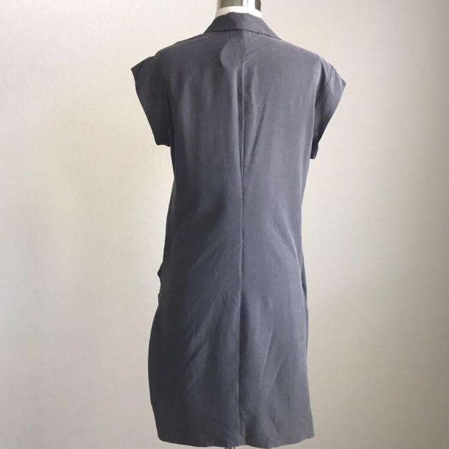 Halston short dress Grey on Tradesy Image 5