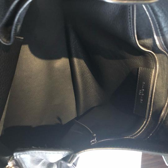 Balenciaga Brand New Tote,Tag Not Attached Dust Bag Included Tote in black Image 6