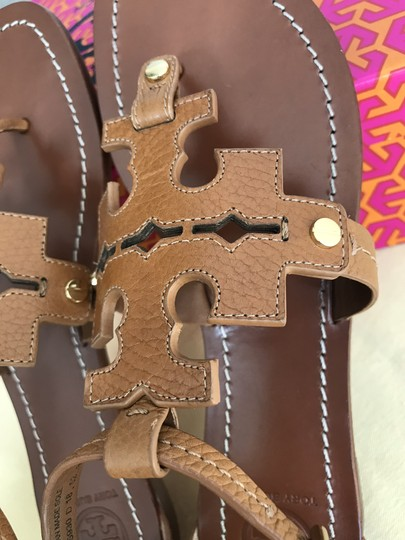 Tory Burch Brown Sandals Image 9