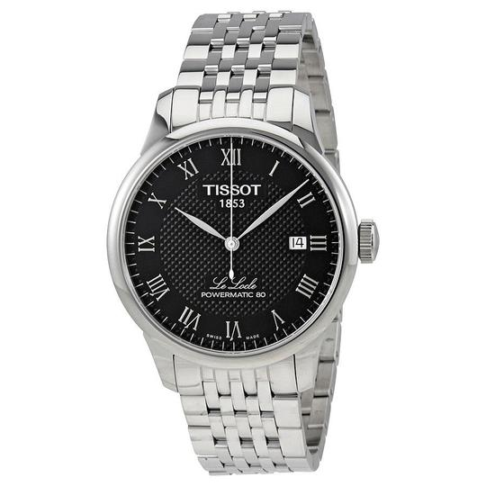 Preload https://img-static.tradesy.com/item/24263357/tissot-silver-tone-black-le-locle-powermatic-80-men-s-watch-0-0-540-540.jpg
