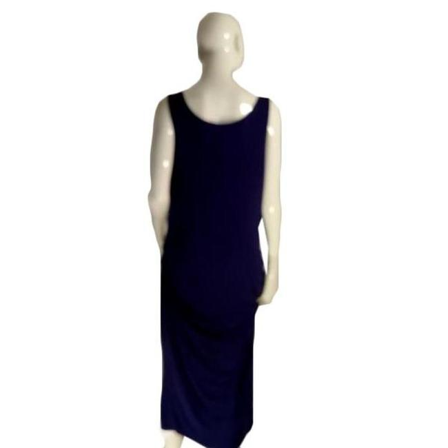 Purple Maxi Dress by Thanth Image 3