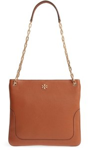 Tory Burch Black Leather Winter Cross Body Bag