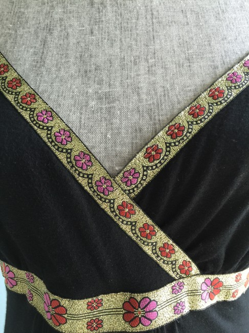 Other Summer Size Small Top Black Image 2