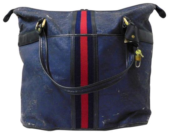 Preload https://img-static.tradesy.com/item/24263801/gucci-vintage-gg-sherry-line-carry-on-leather-canvas-weekendtravel-bag-0-3-540-540.jpg