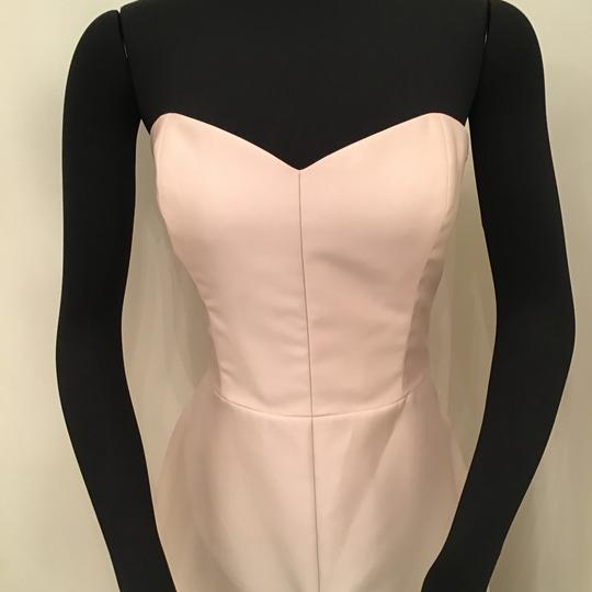 Alfred Sung Palomino Sateen Twill D749 Formal Bridesmaid/Mob Dress Size 10 (M) Image 2