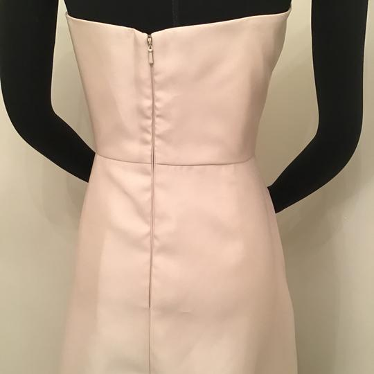 Alfred Sung Palomino Sateen Twill D749 Formal Bridesmaid/Mob Dress Size 10 (M) Image 4