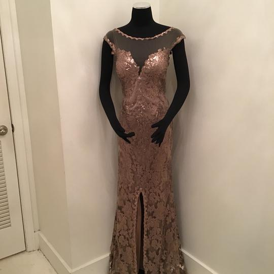 Preload https://img-static.tradesy.com/item/24263828/cameron-blake-bronze-sequin-lacetulle-117619-formal-bridesmaidmob-dress-size-10-m-0-0-540-540.jpg