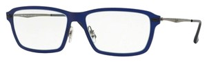 Ray-Ban Unisex Rectangular Eyeglasses