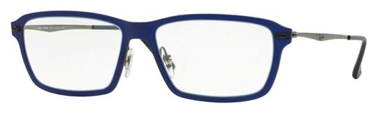 Preload https://img-static.tradesy.com/item/24263957/ray-ban-blue-frame-and-demo-lens-unisex-rectangular-eyeglasses-0-2-540-540.jpg