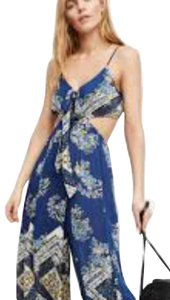 2bcd64938b6 Blue Free People Rompers   Jumpsuits - Up to 70% off a Tradesy