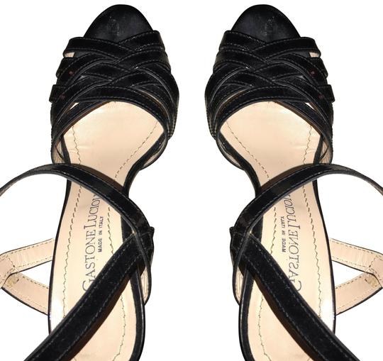 Preload https://img-static.tradesy.com/item/24263974/gastone-lucioli-black-patent-leather-sandals-platforms-size-us-7-regular-m-b-0-3-540-540.jpg
