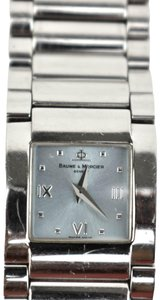 Baume & Mercier Stainless Steel, Quartz (mm)