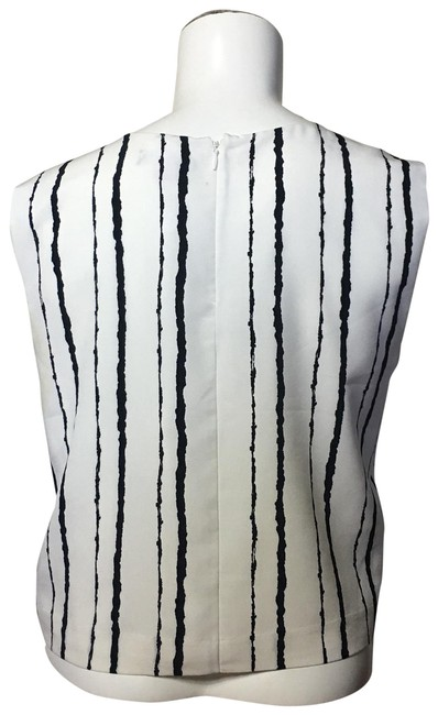 Vince Camuto Top white & black Image 1