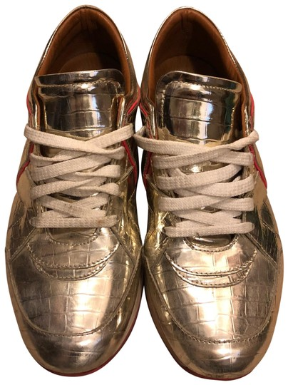 Jimmy Choo Gold Athletic Image 0