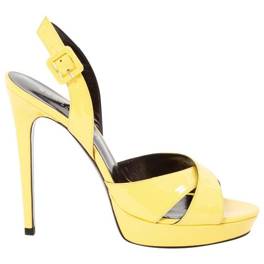 Barbara Bui Yellow Pumps Image 1