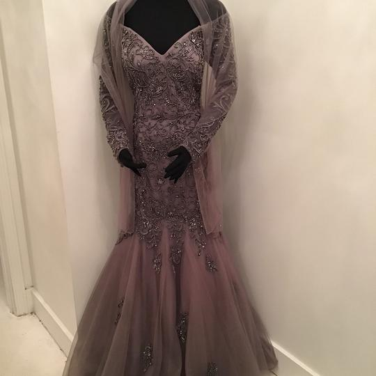 Preload https://img-static.tradesy.com/item/24264229/colors-dress-gray-meshbeading-m211-formal-bridesmaidmob-dress-size-10-m-0-0-540-540.jpg