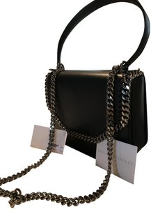 63ac8f690069 Stella McCartney Ink Falabella Chamois Sky Shoulder Bag - Tradesy