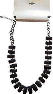 Bold Elements NWT Women's Black Necklace by Bold Elements