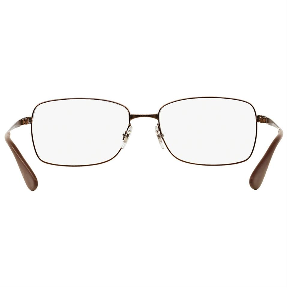 4600bf7127c Ray-Ban Brown Frame   Demo Lens Women Square Eyeglasses - Tradesy