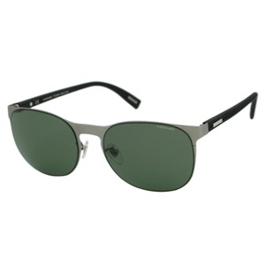 Chopard New Mille Miglia SCH B82-581P Men Round Polarized Titanium Sunglasses