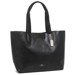 Coach Derby New Large Tote in Black