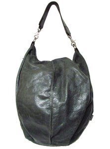 Tano Leather Classic Shoulder Hobo Bag