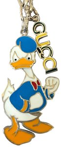 Gucci Donald Duck Gucci necklace