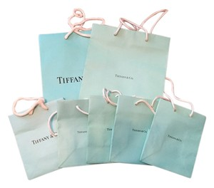 Tiffany & Co. Tiffany & Co. Paper Gift Bags