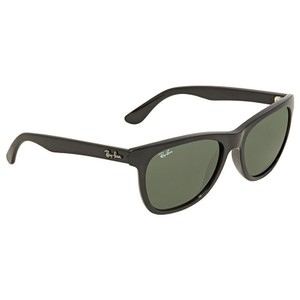 Ray-Ban Square Style Unisex RB4184 601/71 Green Lens