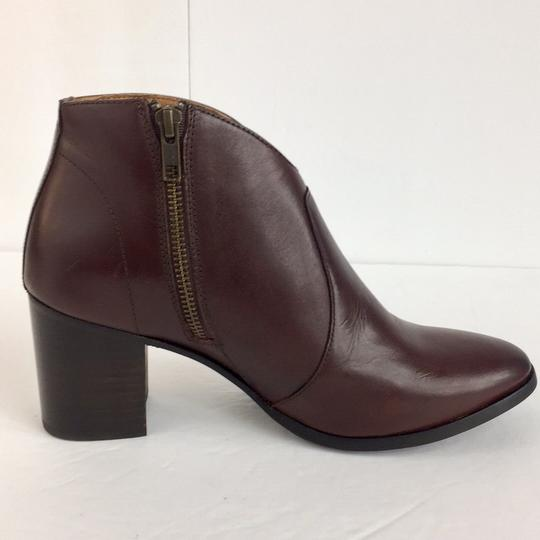 Frye red brown Boots