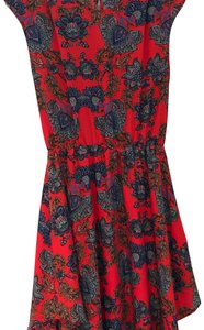 Collective Concepts short dress red on Tradesy