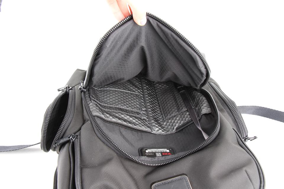 e902c08c7 Tumi Alpha Bravo Nellis Black Nylon Backpack - Tradesy