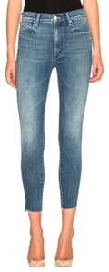 Mother Skinny Jeans-Medium Wash