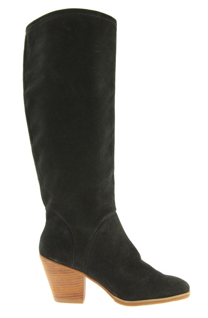 Item - Black Carrier Suede Boots/Booties Size US 8 Regular (M, B)