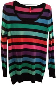Divided by H&M Bright Striped Sweater