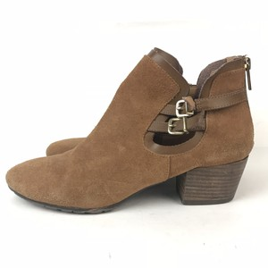Kenneth Cole Reaction Suede Brown Boots