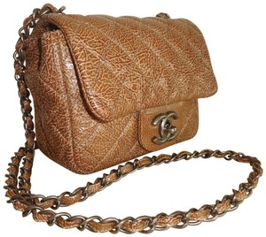 3bc8f59a3d10c Brown Chanel Cross Body Bags - Up to 90% off at Tradesy
