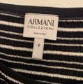 Armani Collezioni T Shirt black and white Image 5