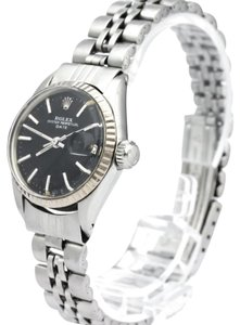 Rolex Rolex Oyster Date Perpetual 6517 Stainless Steel Automatic Watch