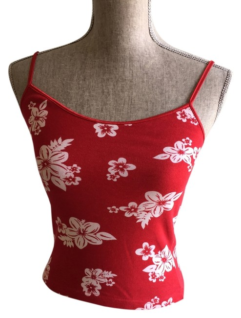 Preload https://img-static.tradesy.com/item/2426668/red-and-white-summertime-small-tank-topcami-size-6-s-0-0-650-650.jpg