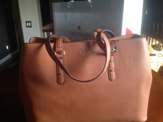 Kate Spade Evangelie New W/ Amazing Style Quality Leather Shoulder Bag Image 8