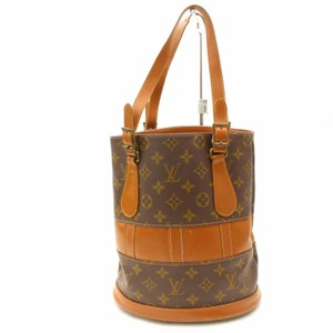 Louis Vuitton Marais Noe Alma Tote in Brown